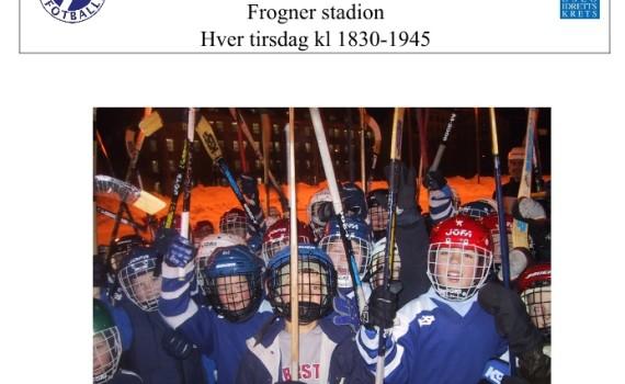Frigg-Bandyskole-bilde