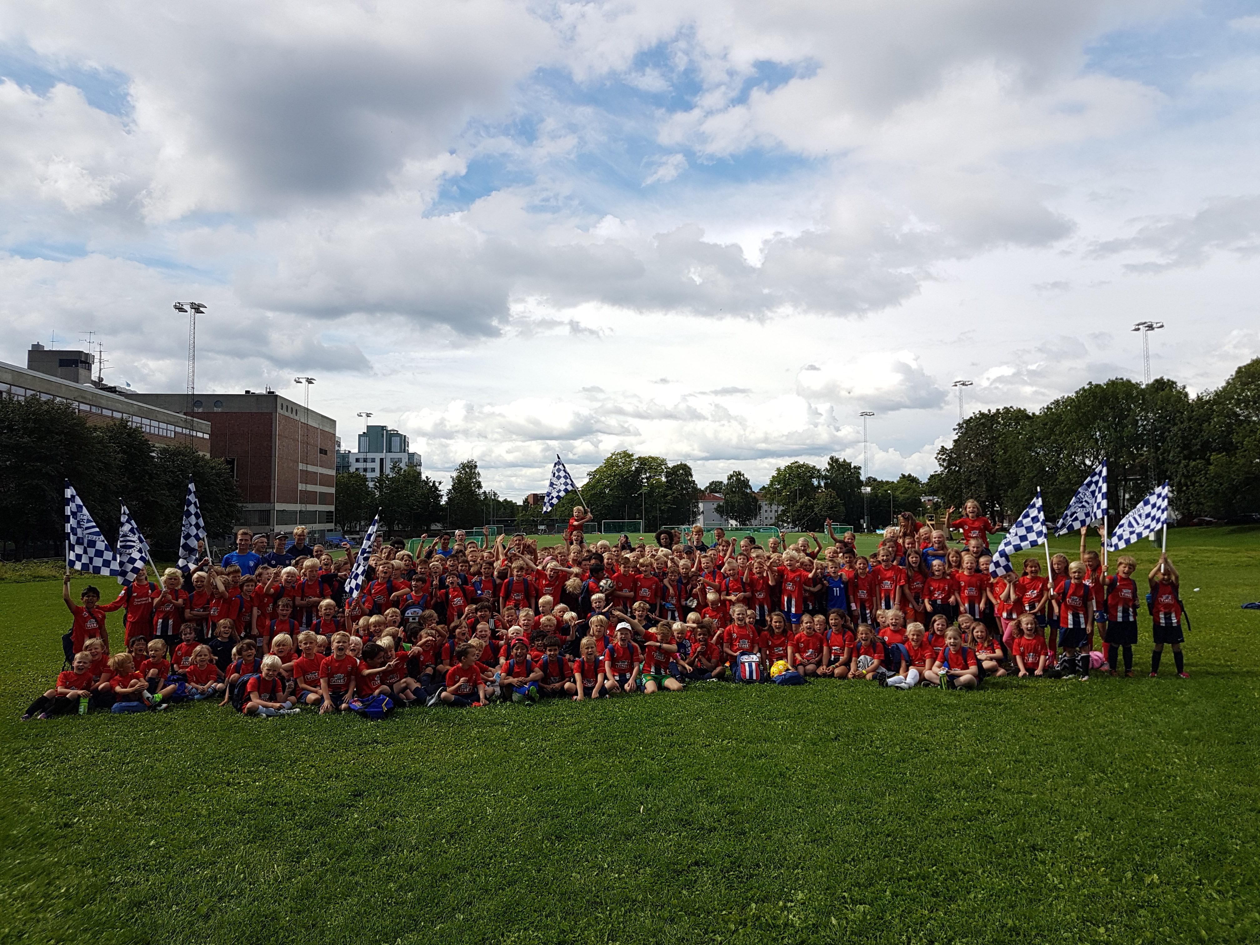 Frigg arrangerer fotballskole i høstferien (3 – 7 okt)
