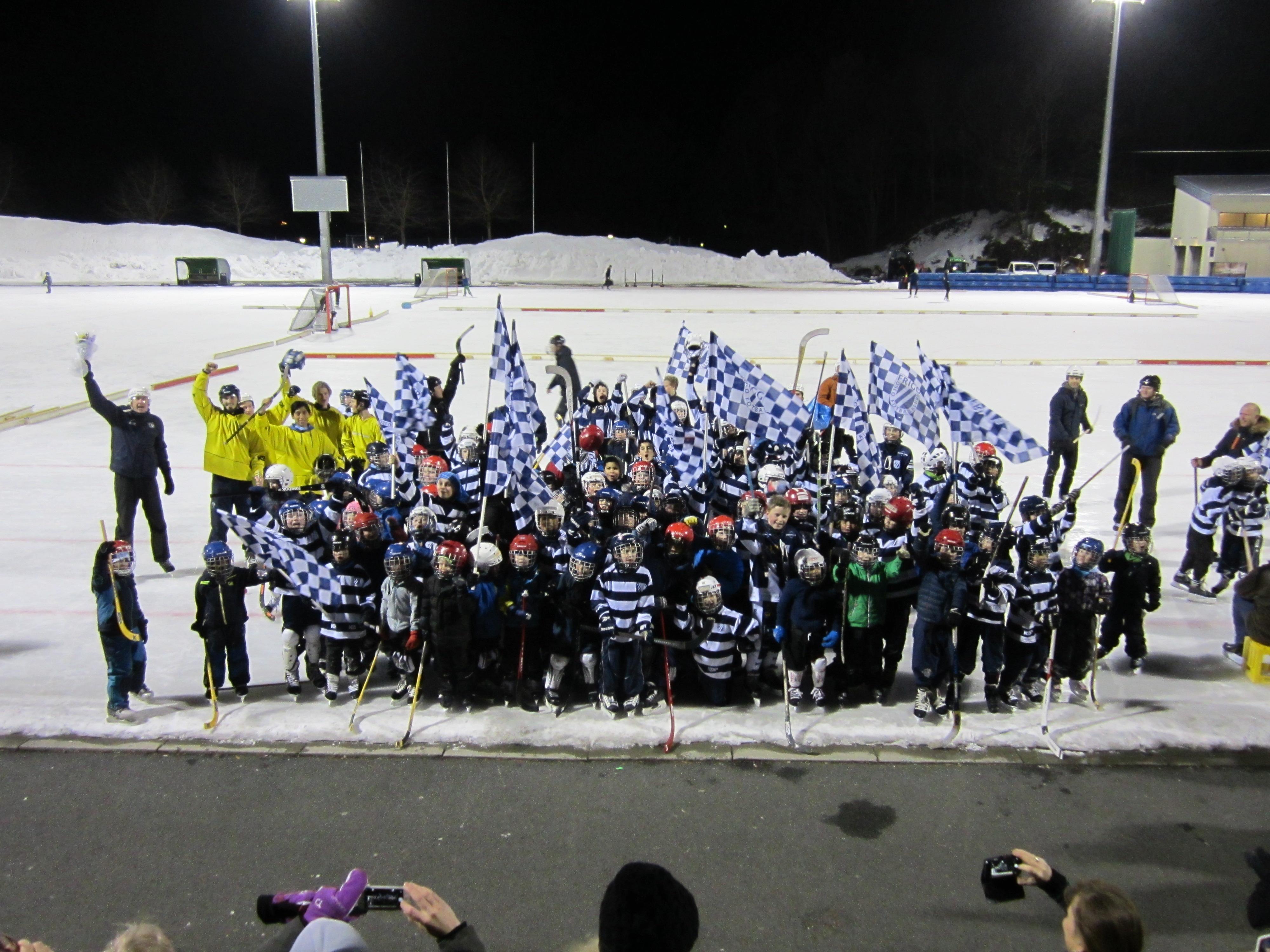 2011 – ønsker du å spille bandy i vinter